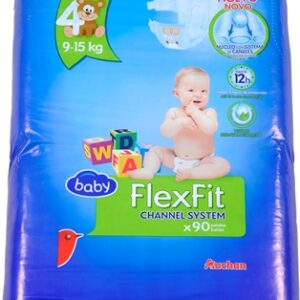 Products for Babies Best Diapers AUCHAN (ALCAMPO) FLEXFIT