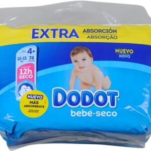 Products for Babies Best Diapers DODOT BABY-DRY EXTRA ABSORPTION 10-15 KG